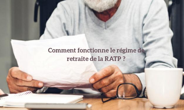 Comment fonctionne la caisse de retraite du personnel de la RATP ?